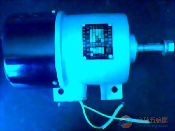 本溪连心牌船用ZCFY12TH永磁式直流测速发电机