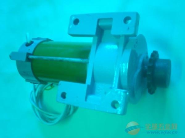 供应客梯开门机永磁直流减速电动机ZYGS-80型80瓦