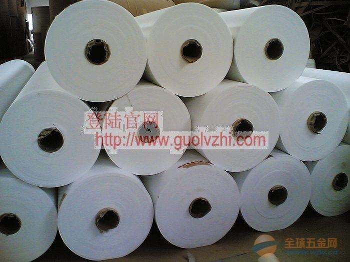 工业用过滤纸、工业过滤用过滤纸、工业用无纺布、工业用滤纸