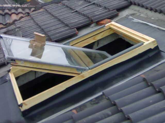 金政企业 上海斜屋顶窗销售开洞安装一条龙服务