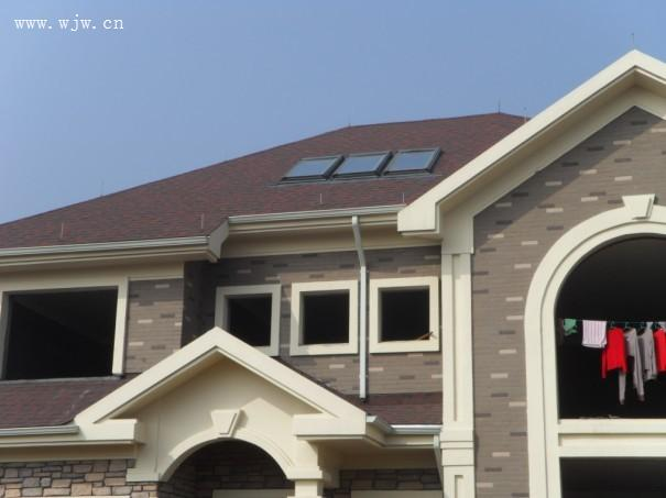 别墅斜屋顶设计图