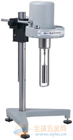 NDJ-1型旋转式粘度计   产品名称:   旋转粘度计   产品价...