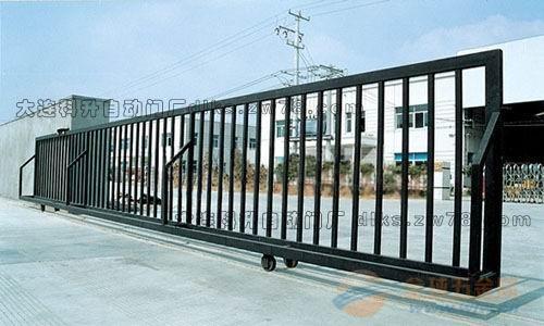 围墙设计   工厂欧式大门及围墙设计   别墅围墙大门设计图和