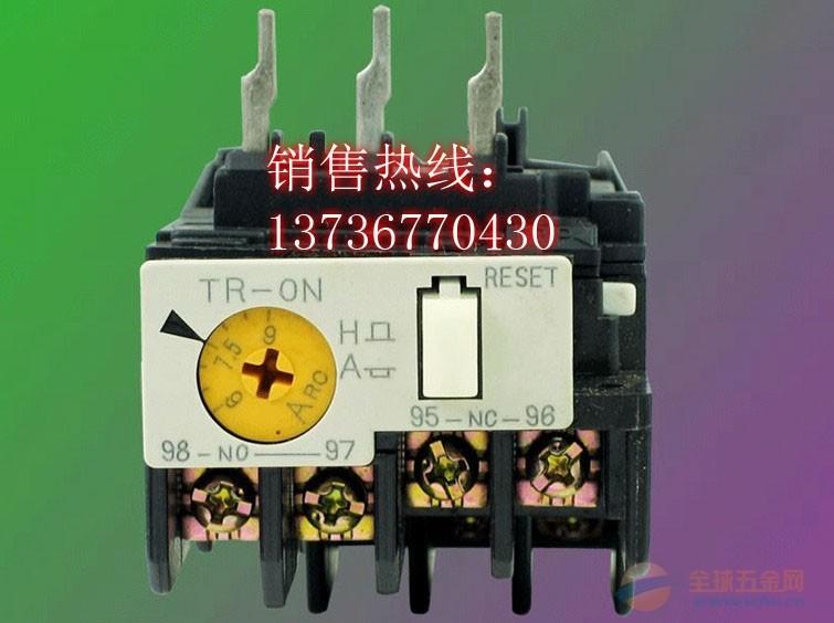富士热继电器TR-0N/3 1.7-2.6 2.2-3.4 2.8-4.2