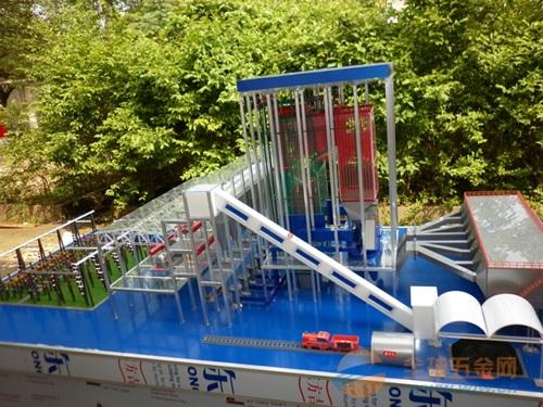 水泵模型是仿真抽水动态模型