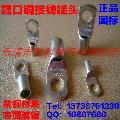 窥口铜接线端头,SC16-8镀锡铜鼻子,窥口铜鼻子厂家