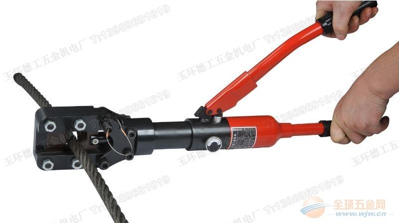 液压钢芯铝绞线剪(钢丝绳剪) ys-40a图片