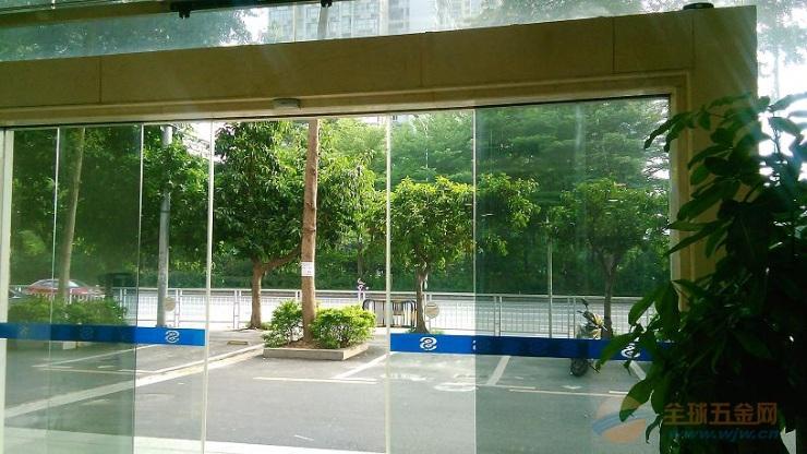 深圳玻璃自动门 安装玻璃自动门