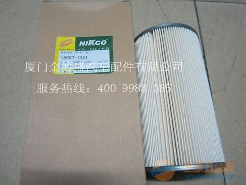 15607-1351机油滤芯-日野P11C发动机机油格