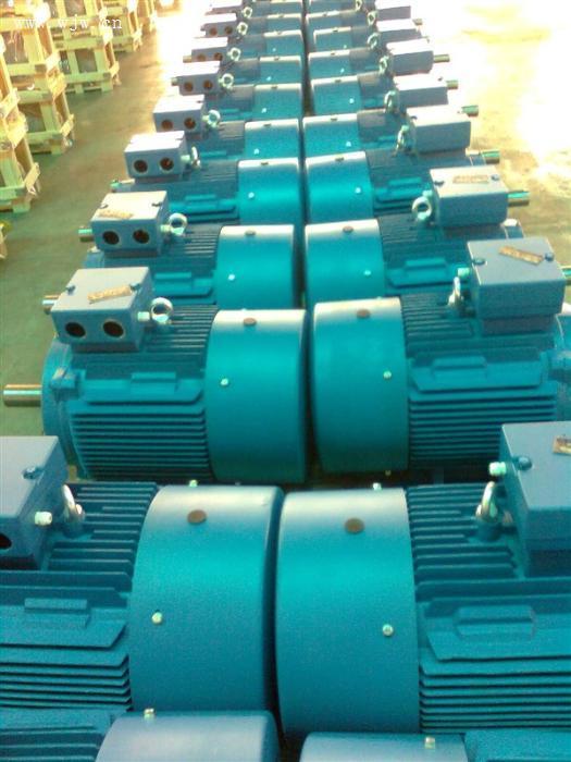 YX3-280M-4 90KW 380V高效电机 高效节能电机 上海高效电机厂家