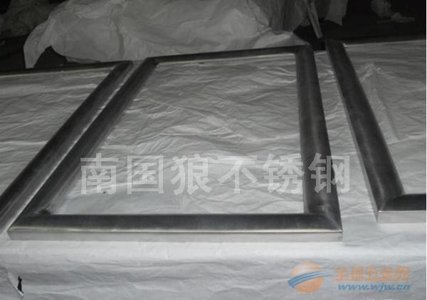 不锈钢方形相框-不锈钢工程制品工件厂家 供应商