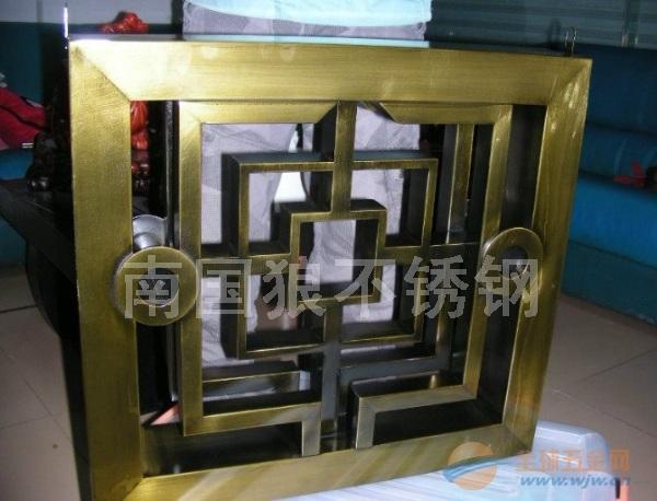 金属及产品加工 激光加工 激光雕刻 >铜板屏风隔断 更多 激光雕刻