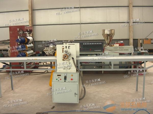 最新电热熔带设备电热熔套线