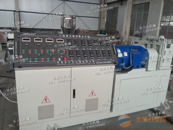 胶州HDPE硅芯管设备