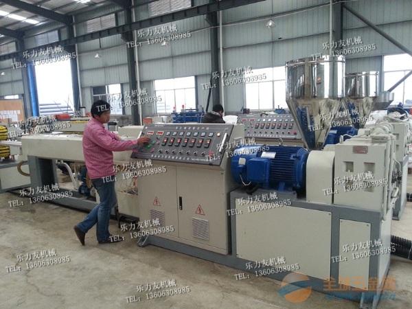 泰州塑料七孔梅花管材设备销售