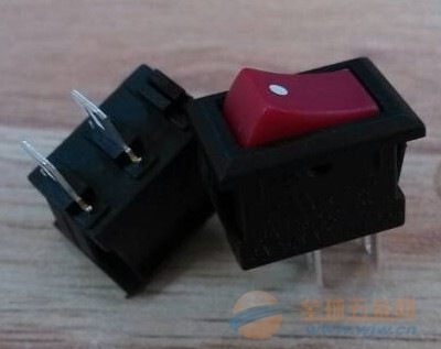 超小翘板船型开关用于LED视频处理器
