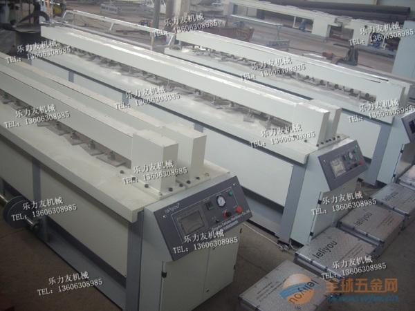 塑料板材碰焊机,全自动板材碰焊机,对焊机超长5米
