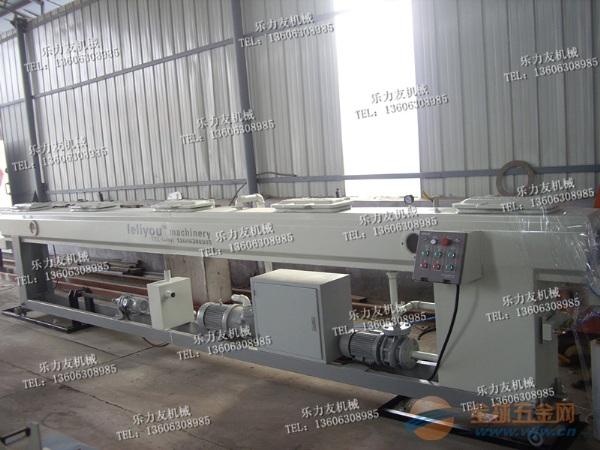 青岛乐力友ppr高速管材生产线专业生产商 ppr管材设备 pb管挤出机