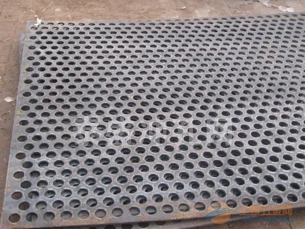 石子筛 圆孔筛板网 孔板网