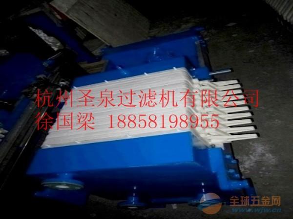 千斤顶压滤机 机械制动压滤机,机械保压过滤机