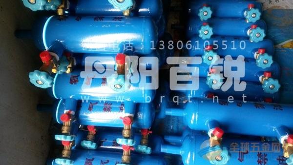 华东多接头集气包空气集气包厂家直销二氧化碳集气包规格