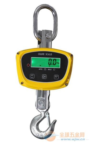 吊秤公司》5吨耐高温电子吊秤》计量准确