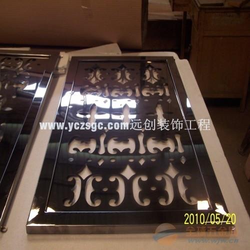 玫瑰金不锈钢屏风是什么工艺,真空电镀不锈钢贵不贵