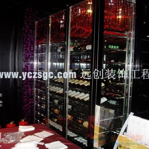 高档不锈钢红酒柜定做贵不贵,别墅不锈钢红酒柜的优势是什么