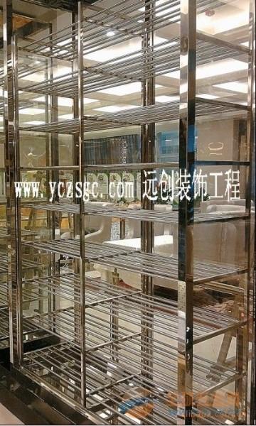 南昌有没有做不锈钢酒柜的厂家,不锈钢酒柜定做要注意什么问题