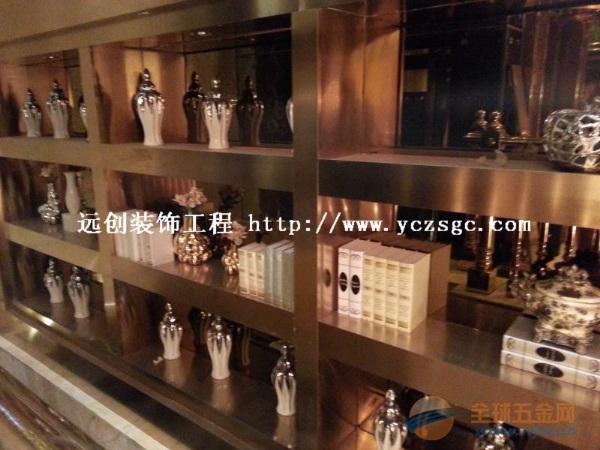 吉林有没有做不锈钢酒柜的地方,酒店里用的不锈钢酒柜多少钱一个