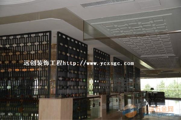 优质不锈钢屏风供应商-远创不锈钢屏风装饰制品