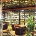 订做卖场不锈钢酒柜,不锈钢红酒柜展示,红酒展示柜厂家订做