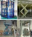 无基坑升降货梯楼层专用升降货梯