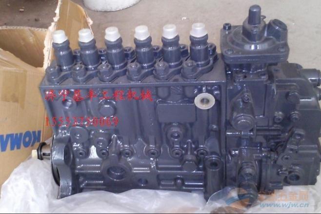 装载机柴油泵结构图