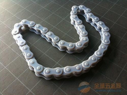 链条三维打印|链条3D打印|18元每克起|1天中南建筑设计院_v链条图片