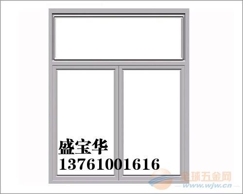 庆阳铝合金防火窗施工方案