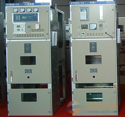 温州KYN28A-12(Z)系列铠装移开式交流金属封闭开关设备批发