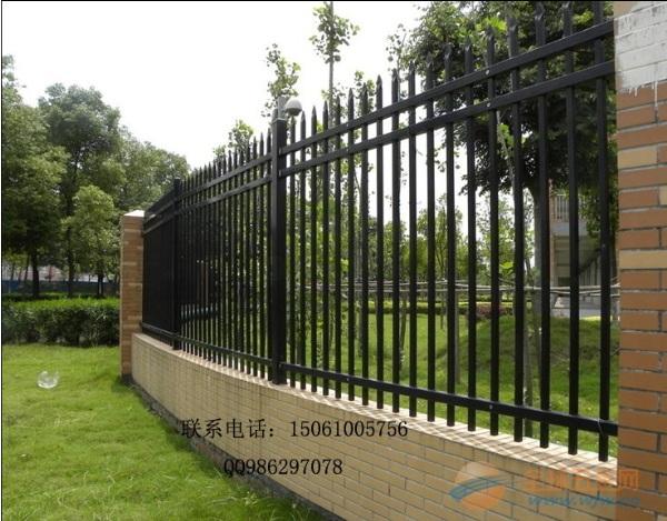 姜堰围墙栏杆厂家,姜堰锌钢围墙栏杆价格,组装式焊接式