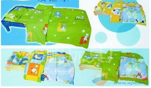 幼儿园儿童被褥 幼儿园专用被褥价格 儿童被褥定做