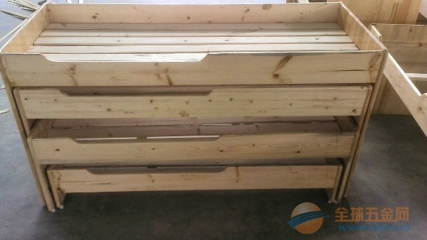 厂家直销幼儿园儿童木床,木制儿童床价格,组合儿童木床销售