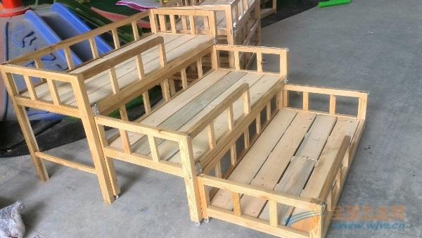 幼儿园儿童床,木制学生床销售,幼儿园专用童床价格