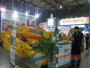 2012年上海宝马展会现场