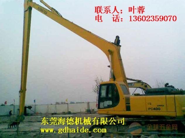 供应海南挖掘机加长臂哪个品牌好,挖掘机加长臂出售海口