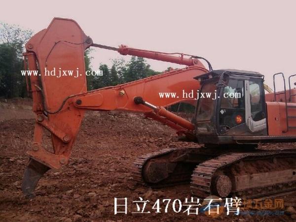 湖南永州挖机岩石臂改装厂家,专攻风化石