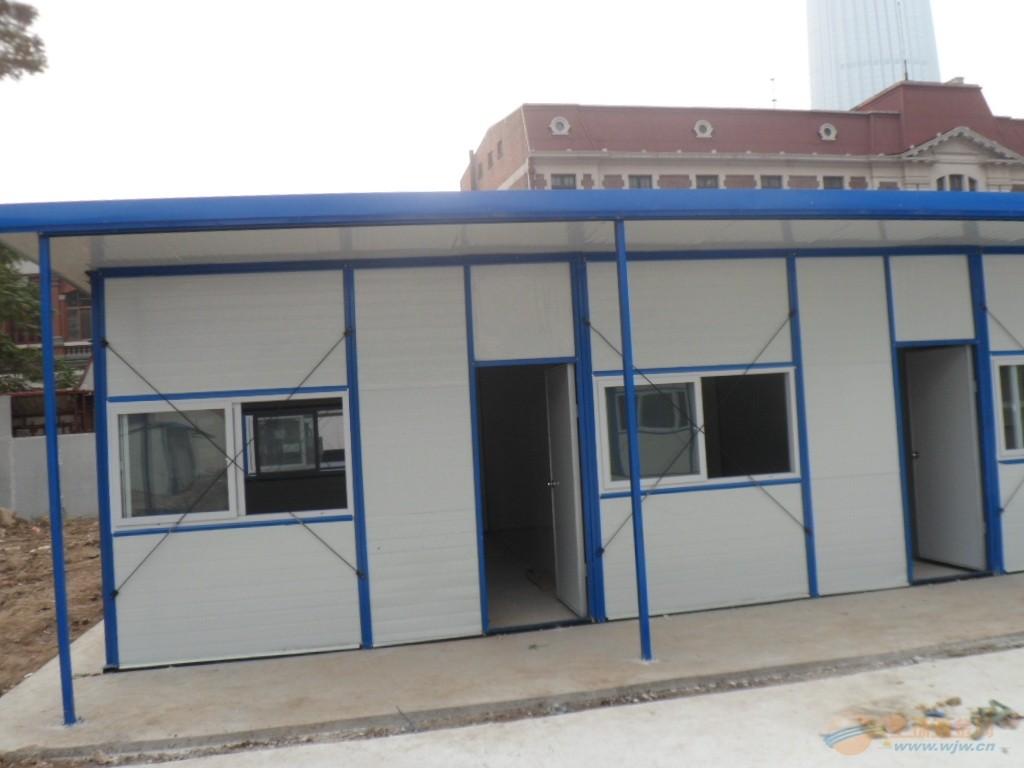 北京大兴新型彩钢房 门头沟保温活动房 顺义临建彩钢房