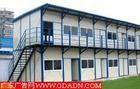 唐山岩棉材质活动房 保温防火彩钢房