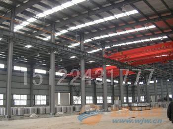 彩钢房厂家 天津异型彩钢房 车间厂房彩钢制作 钢结构大跨度车间安装天津彩钢钢构厂