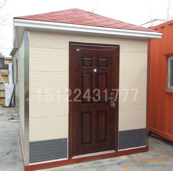 最低价彩钢房 仿古彩钢房 金属雕花板彩钢房 天津异型彩钢房