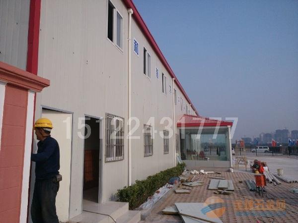 新型北京彩钢活动房2014北京树脂型活动房批昌平高档活动房