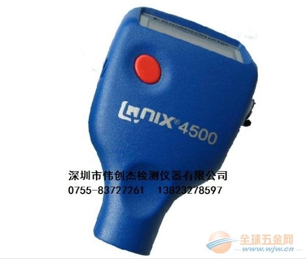 尼克斯QuaNix 4500涂层测厚仪 涂镀层测厚仪 膜厚仪